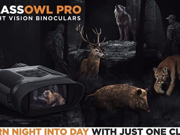 creative xp glass own night vision binoculars